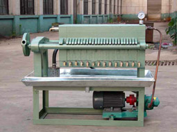 6LB-350 oil filter press 