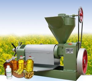 Vegetable Oil Expeller Press